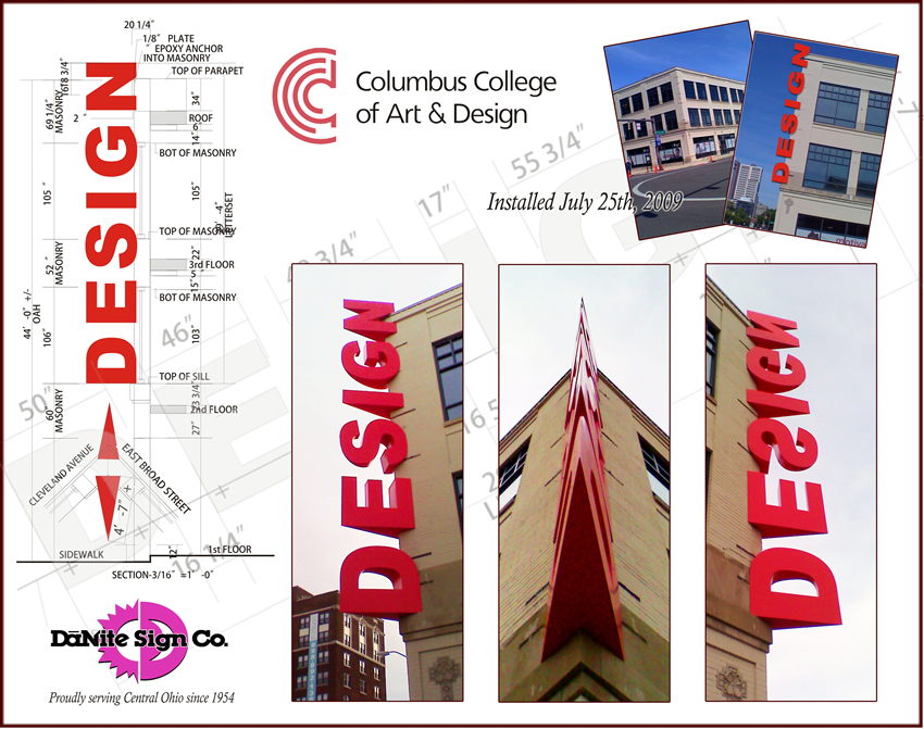 Sign Design and Engineering - DāNite Sign Co.