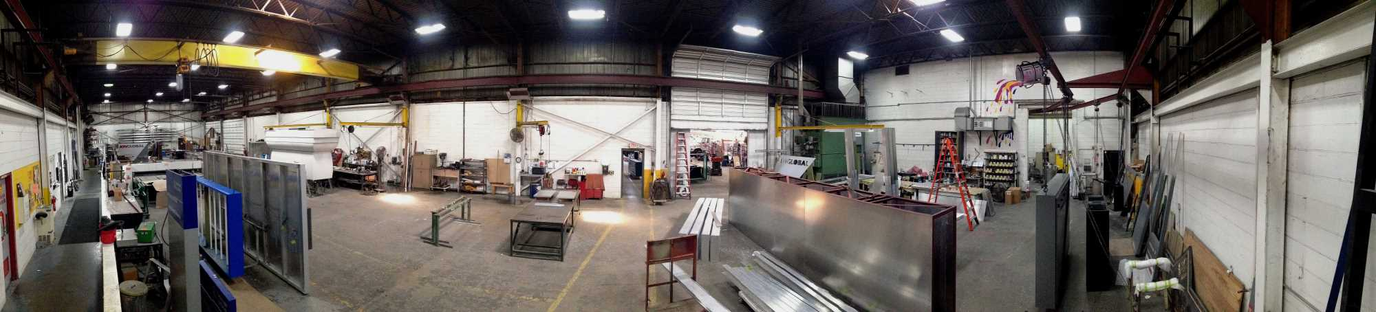 warehouse panoramic pic
