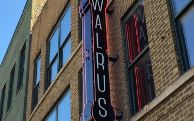 The Walrus Opens Downtown