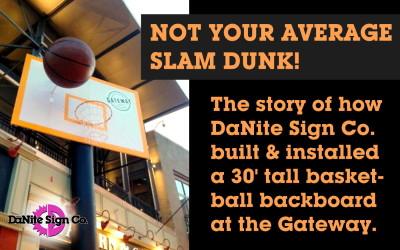 Not Your Average Slam Dunk