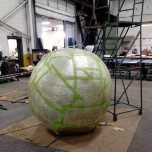 Fiberglass Ball