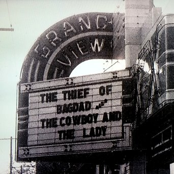 OLD Grandview Theater 1