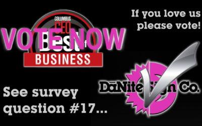 Vote DaNite