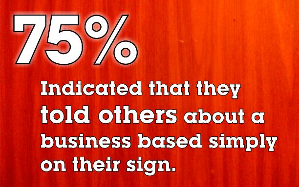 sign stats matter