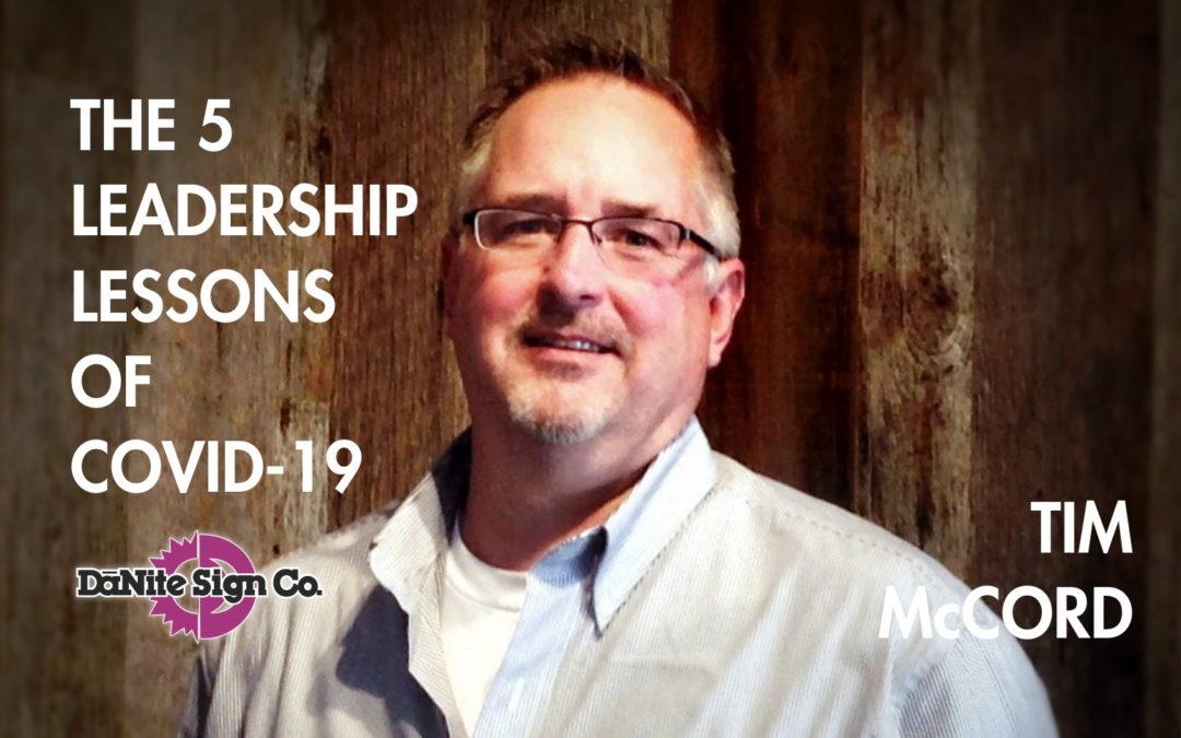 Five Leadership Lessons of the COVID-19 Crisis